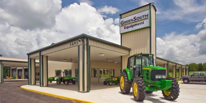 GreenSouth Equipment Dealership