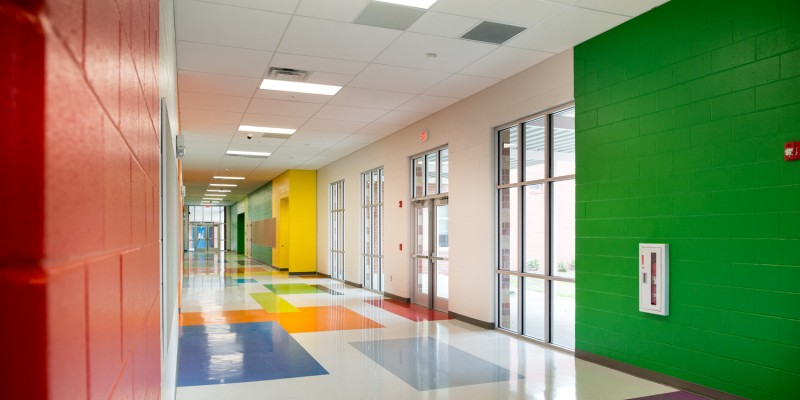 Eustis Heights Elementary School Replacement