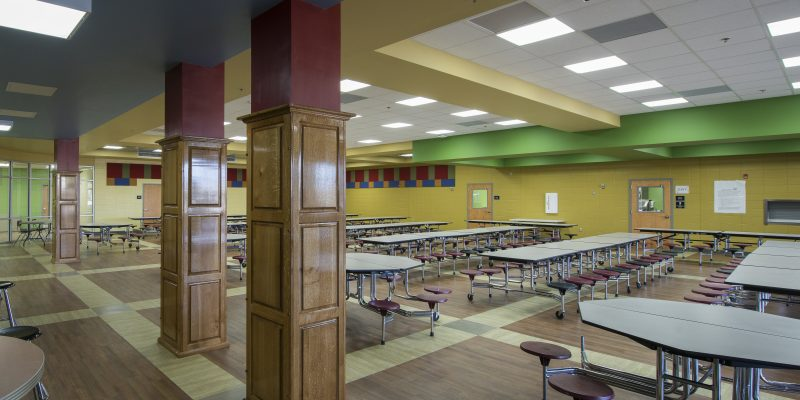 Madison County High School Renovations